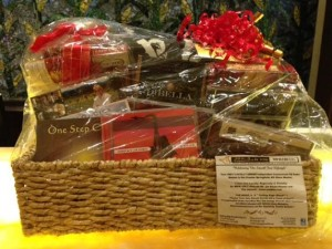 larry hochman legends gift basket