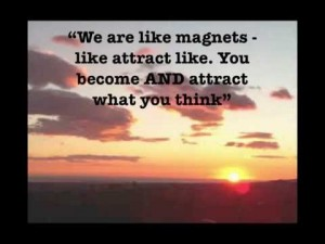 Larry Hochman law of attraction quote