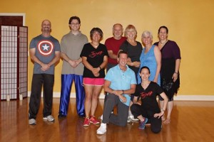 Larry Hochman Tai Chi Community Denver