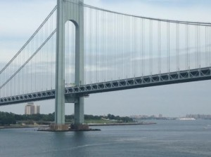 verezanno narrows bridge