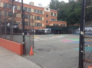 washington heights basketball court