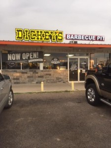 Larry Hochman Dickeys Barbecue